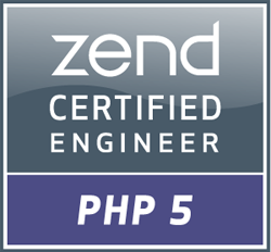 Zend Certification Engineer